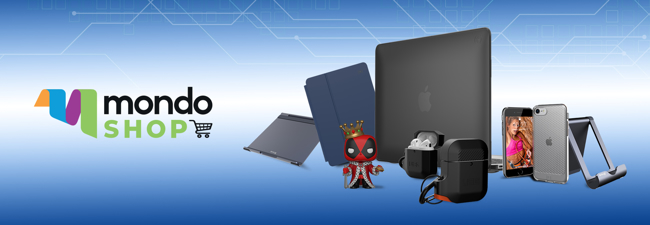Mondo Shop: Best Range of Tech Accessories in SA!